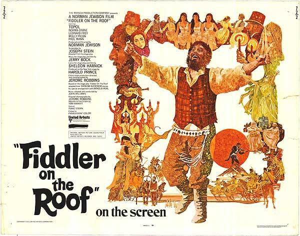 Fiddler On The Roof?