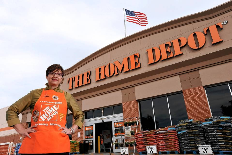 Home Depot Just As I Expected Home Depot Inc Nyse Hd