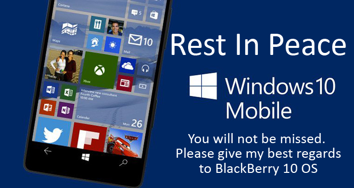 9afdf83c1a6bb Microsoft s Windows 10 Mobile OS  Beyond Life Support - Microsoft ...