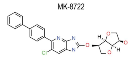 It describes an interesting-looking small molecule, MK-8722, that activates  all twelve varieties of AMPK. I like that isosorbide on the right-hand side  ...
