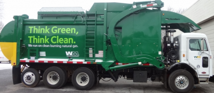 waste management stock or lending to congress waste management