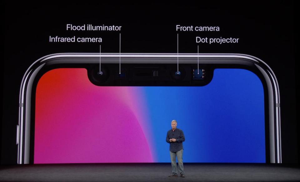 Apple's Breakthrough 3D Sensor Technology