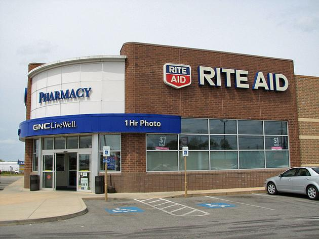 Rite Aid Corporation (NYSE:RAD) Traded 7.3% Above Its 50 Day Average