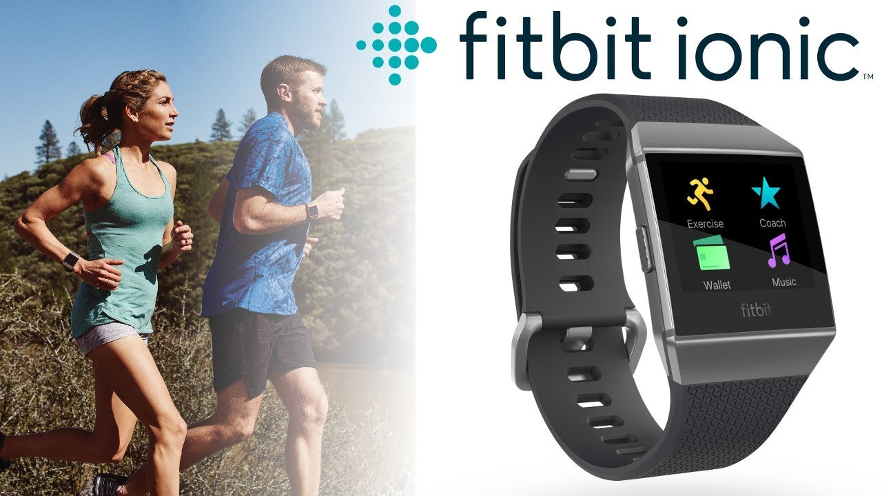 Fitbit's Ionic Smartwatch And Stock Are Both Compelling Buys