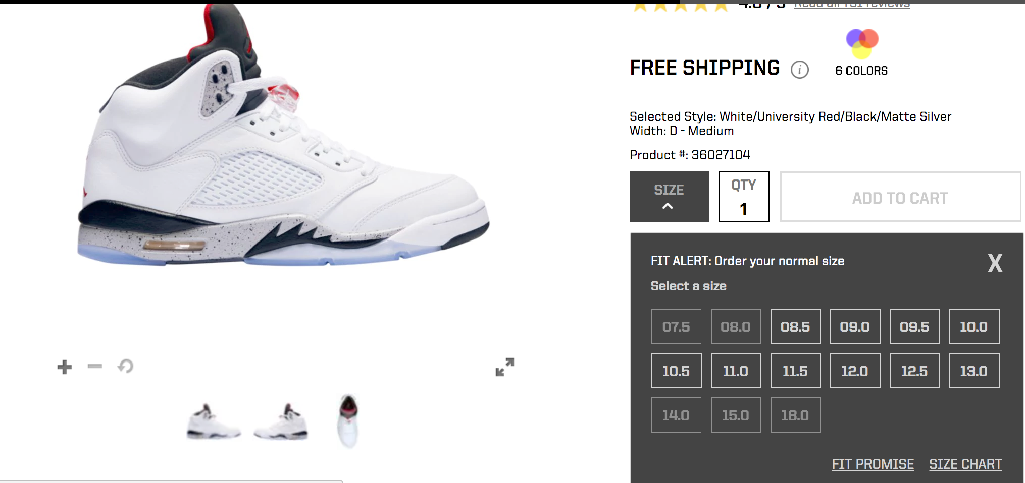 8f0b842735d Here are a just a few examples from Foot Locker's Eastbay (FL) website of  Jordan products that I'm confident were day one sell outs in 2015.