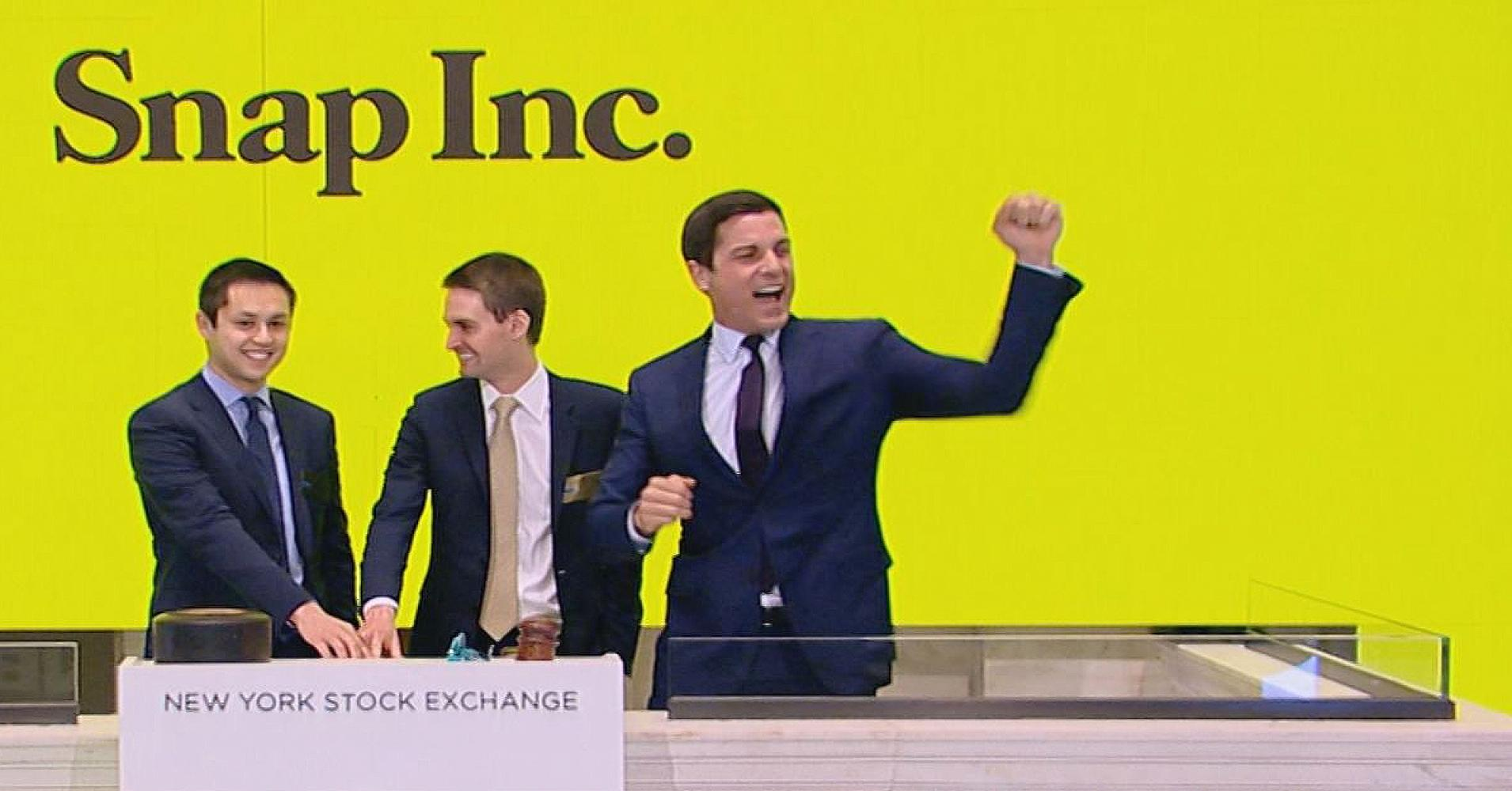 Image result for snap IPO
