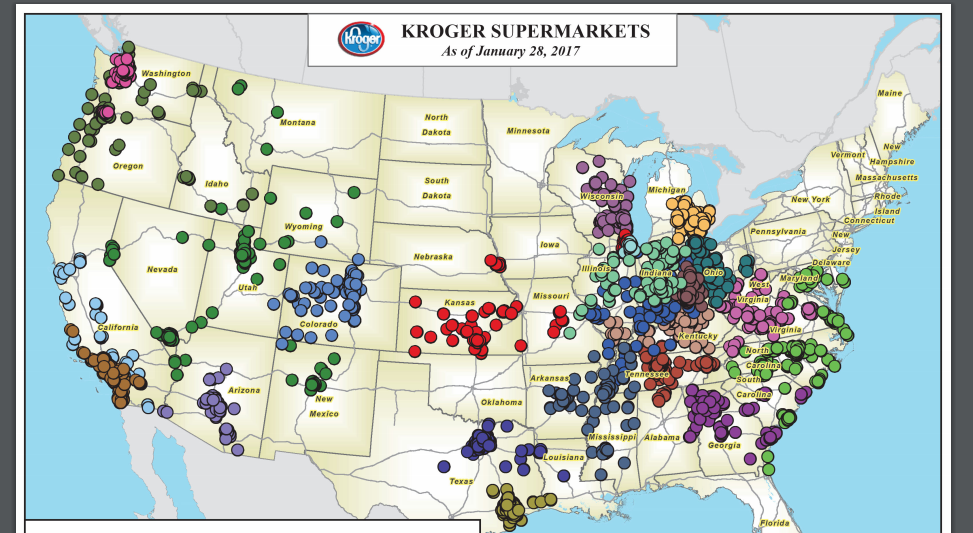 Can Kroger Survive The Grocery Wars?