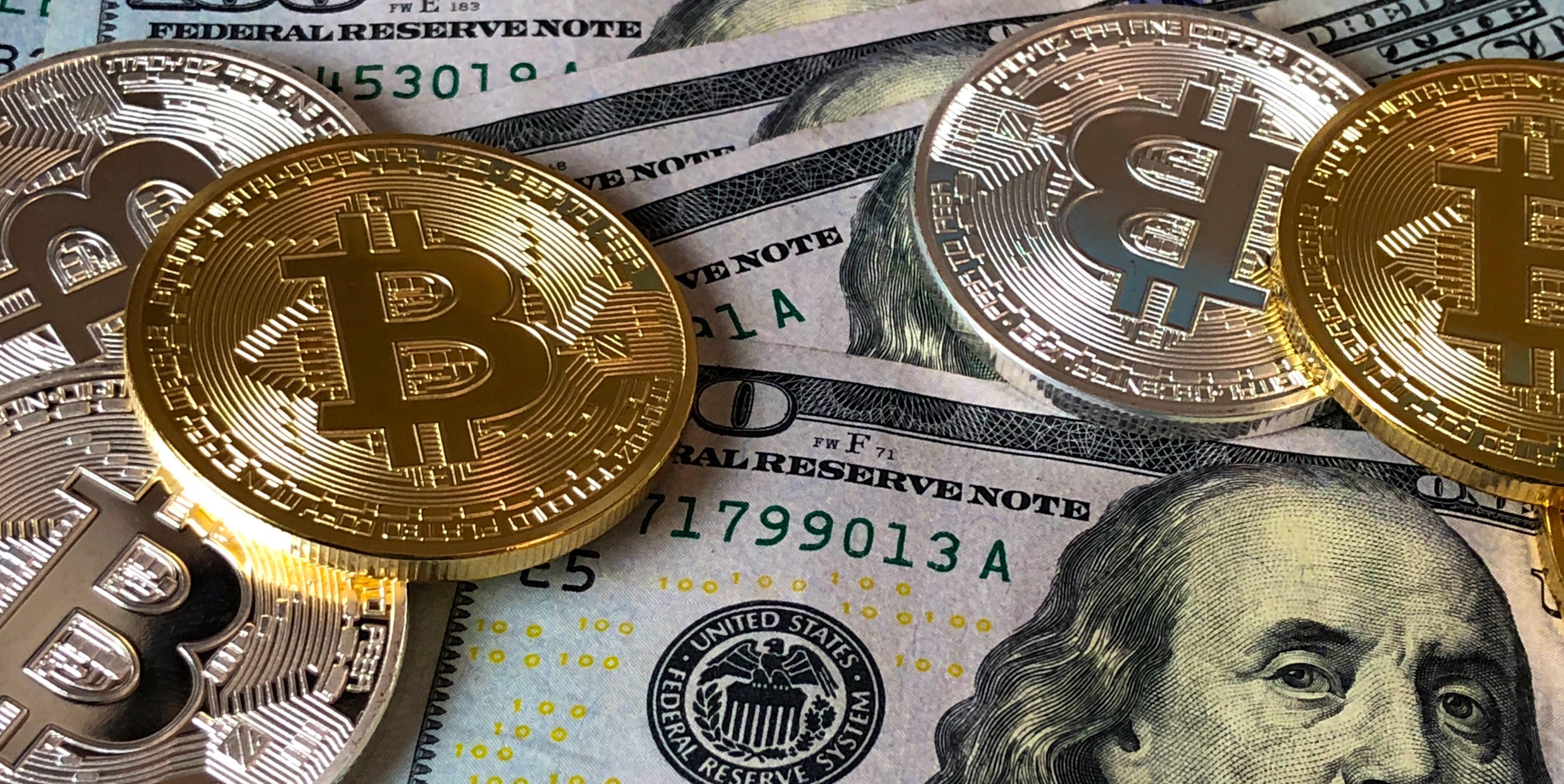 bitcoin look like