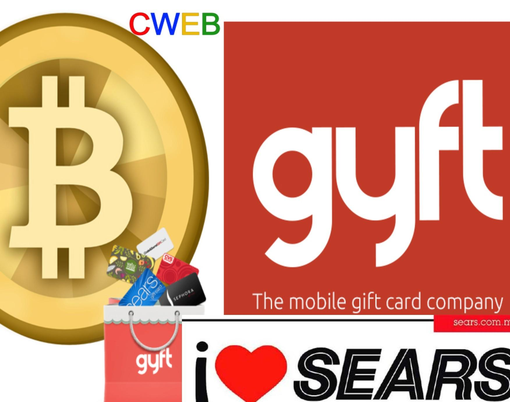 A digital gift card platform that enables you to buy, send gift cards from hundreds of top retailers such as Sears, Amazon, iTunes, Starbucks, Target, ...