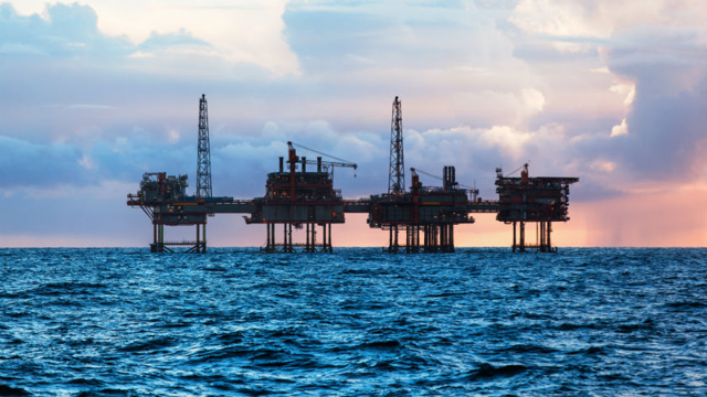 The Rally In Offshore Drillers Is Just Getting Started