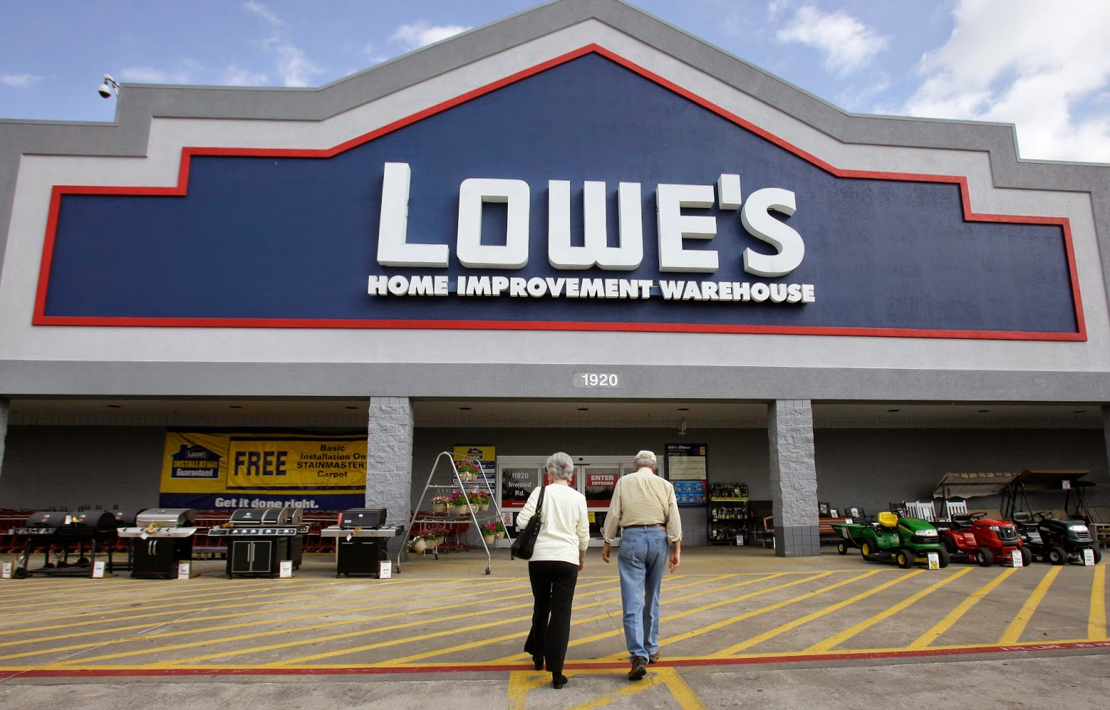 Lowes Stock Quote Lowe's Fixing What Is Not Broken  Lowe's Companies Incnyse