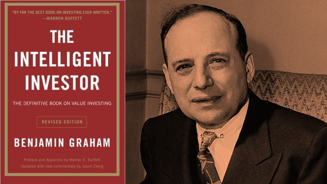 Benjamin Graham, Author of The Intelligent Investor and Father of Value Investing