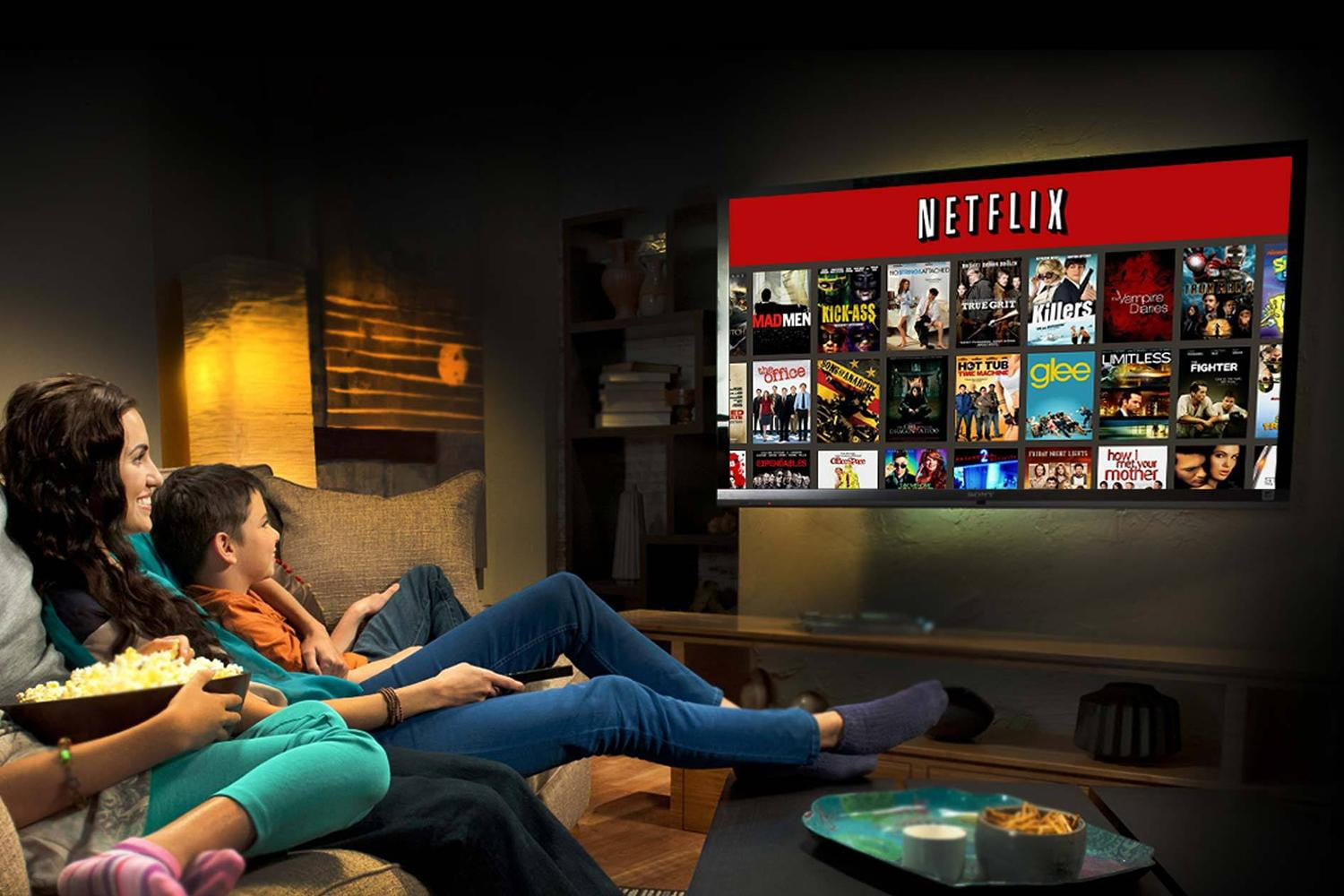 Netflix Stock Jumps On Big Increase In New Subscribers