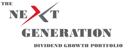 The Next Generation Dividend Growth Portfolio, TNG, DGI, dividends, high growth, high yield