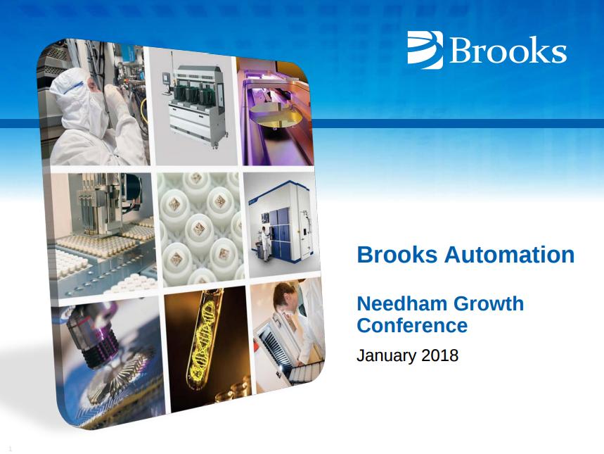 Research Ratings: Brooks Automation, Inc. (BRKS), Avnet, Inc. (AVT)