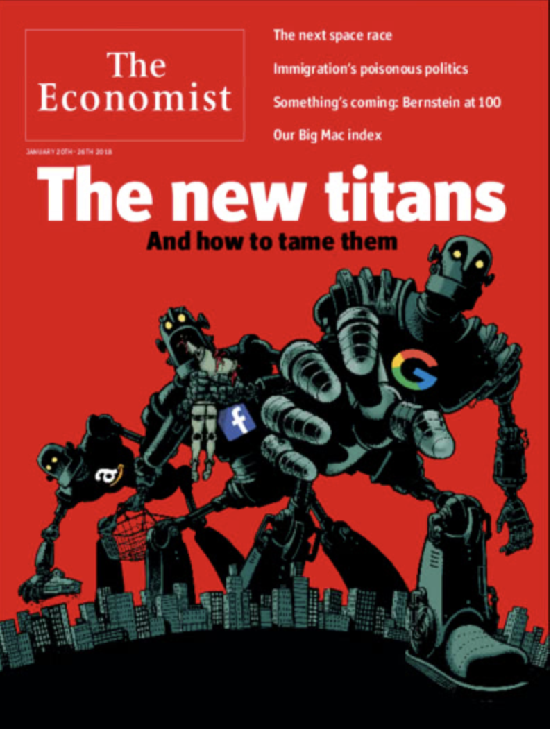 The Economist Cover Is One Of The Greatest Contrarian ...