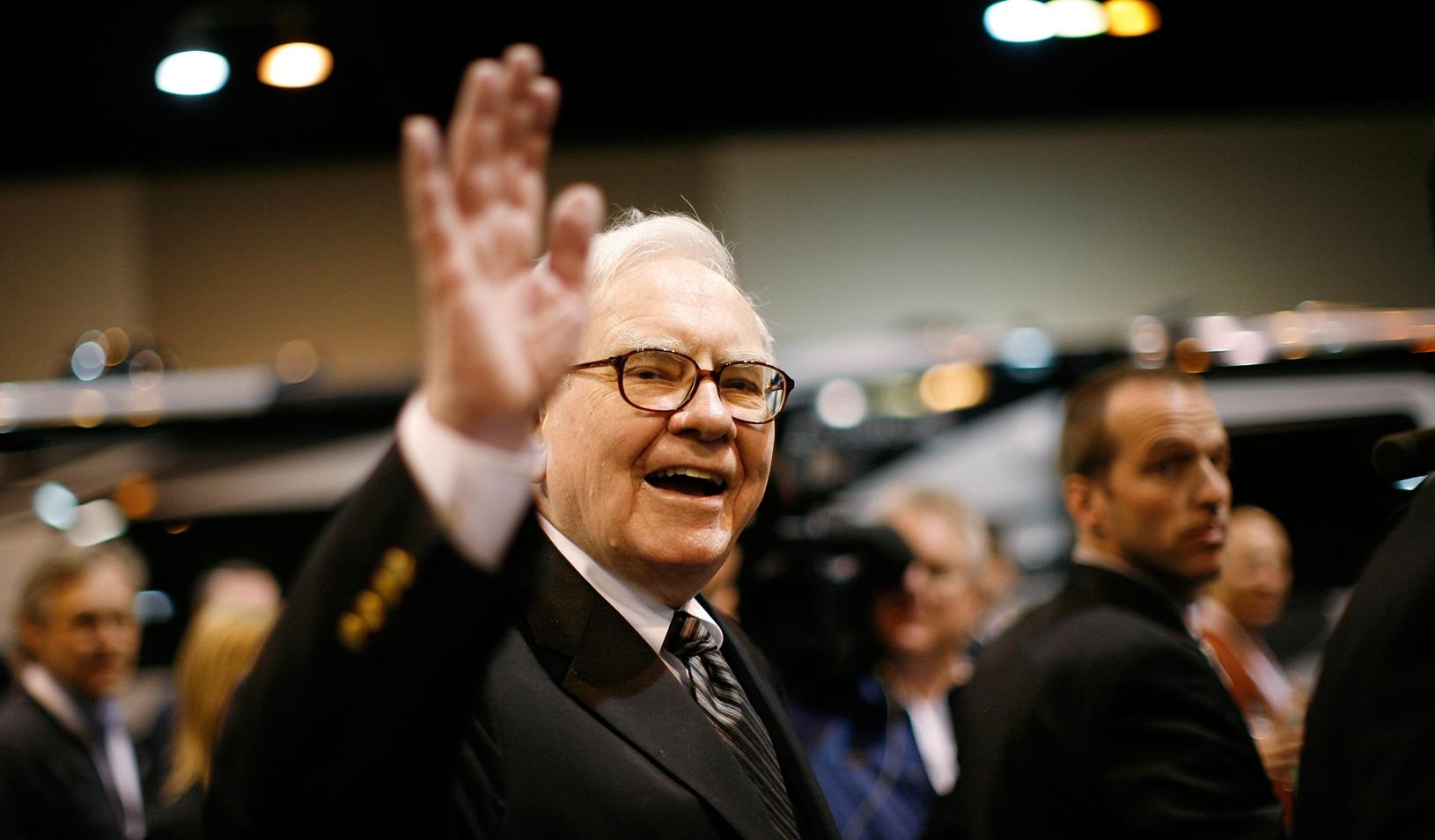 Cryptocurrencies to end in tears, says investor wizard Warren Buffet