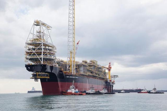 Tullow Oil FPSO, TEN oil fields