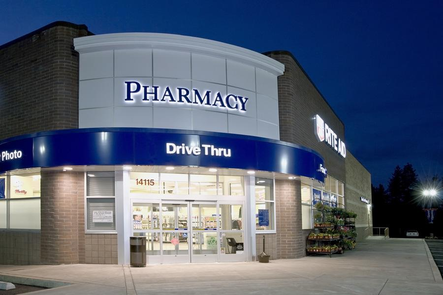 RITE AID PHARMACY STOCK PRICE