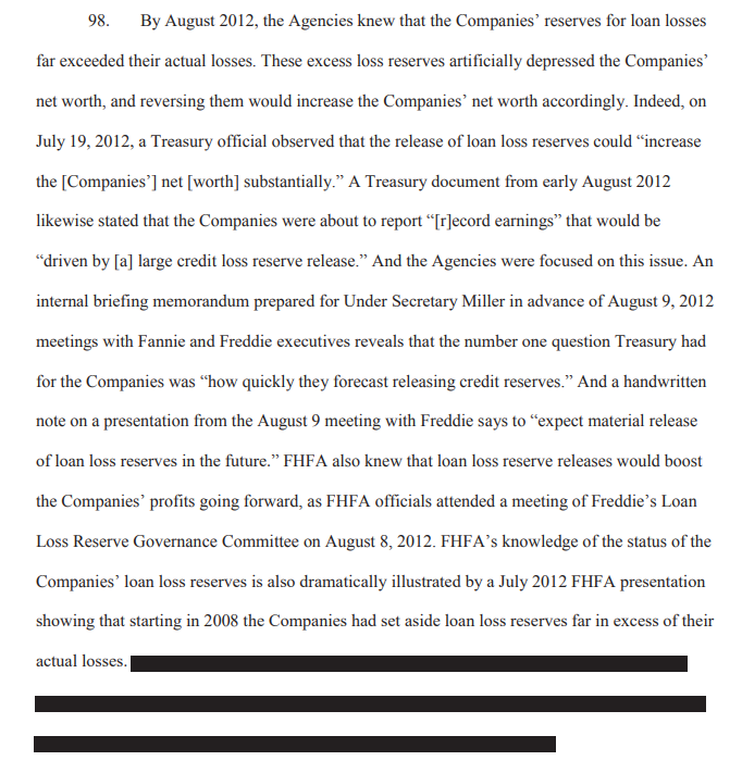 Fannie And Freddie Administrative Timeline Considerations