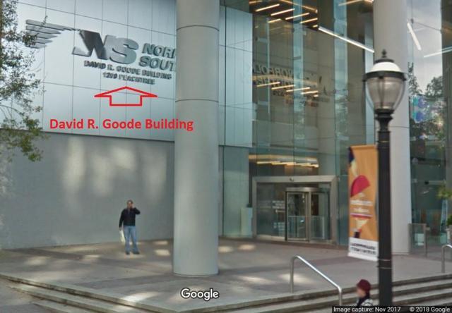 David R. Goode Building