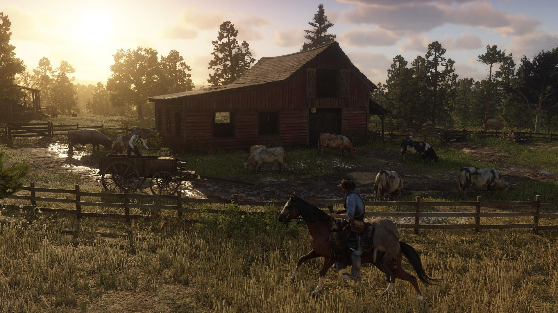 Don't Bet The Farm On Red Dead Redemption 2 - Take-Two