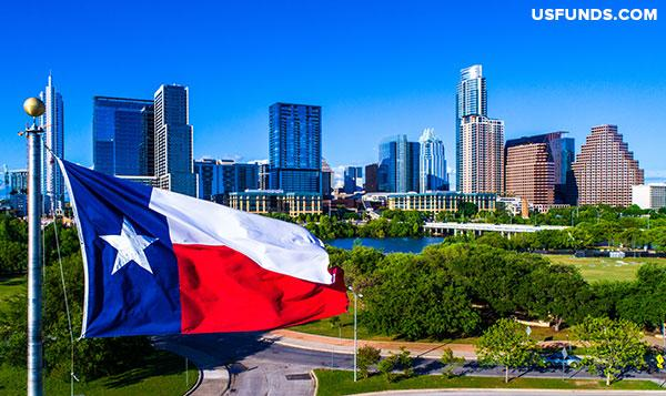 6 Reasons Why Texas Trumps All Other U.S. Economies