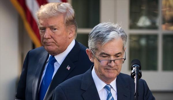 GraycellAdvisors.com ~ Trump and Powell ~ Stock Market Outlook