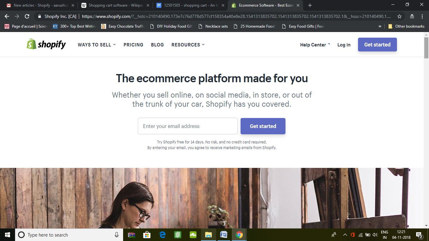 An Introduction To Shopping Cart Software - TomMcLaughlin
