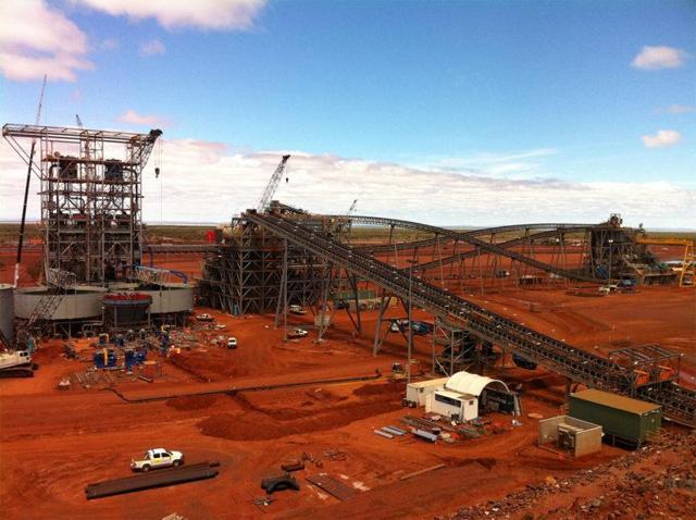 Image result for Wodgina spodumene mine