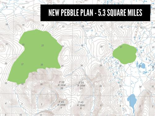 Pebble Mine New Plan NAK stock Northern Dynasty Minerals