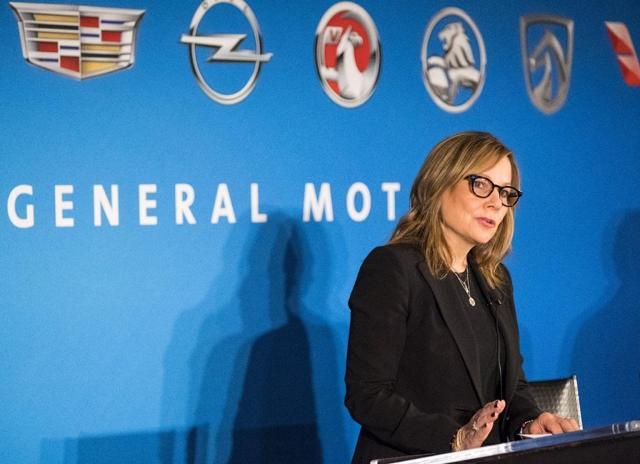 GM Announcement Autonomous Vehicles
