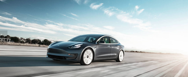 Tesla is on track to deliver more than 61,000 Model 3s in the fourth quarter.
