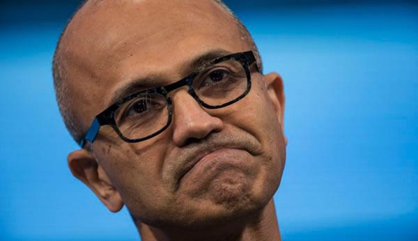 Microsoft: It's Not All That Rosy