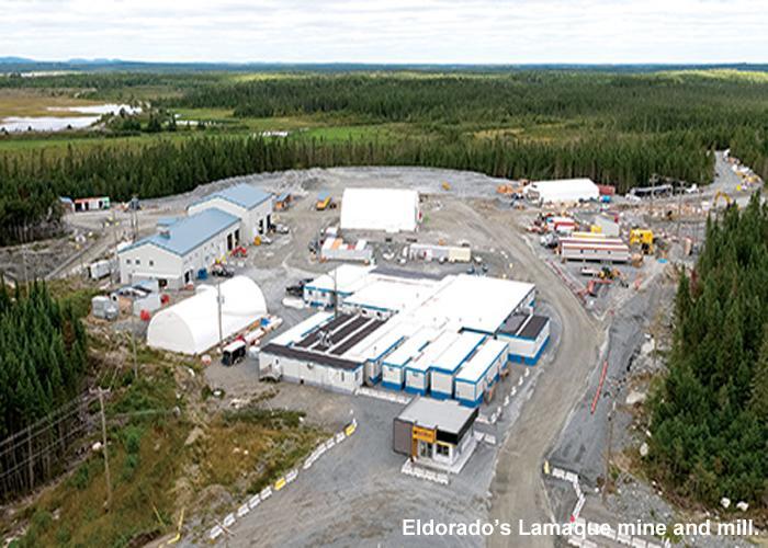 Eldorado Gold Corp