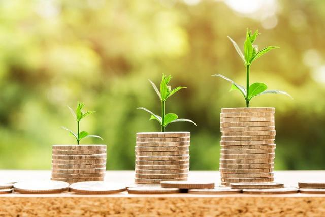 Fast Growing Dividends Make Large Income Streams