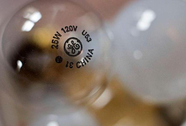 GE Lightbulb