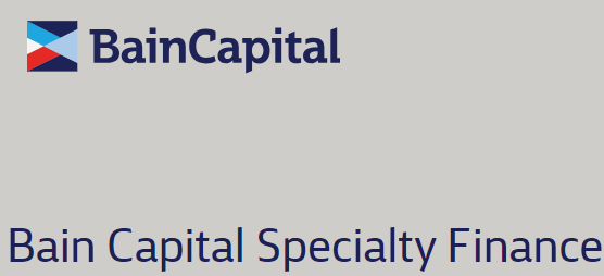 New BDC From A Wall Street Legend: Bain Capital Specialty