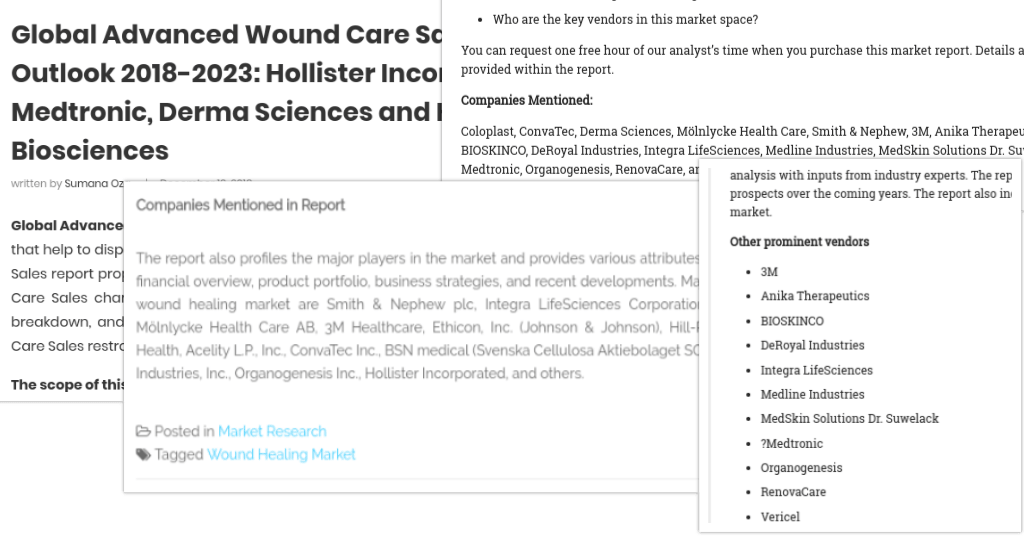 Investing In Advanced Wound Care? Avoid These 3 Costly