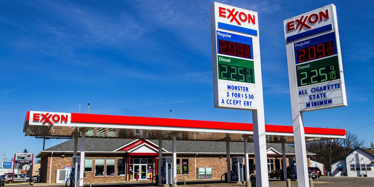 Exxon Mobil Near 5 Yield And Low Valuation Exxon Mobil