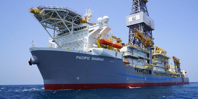 Chevron Corporation In Gulf of Mexico