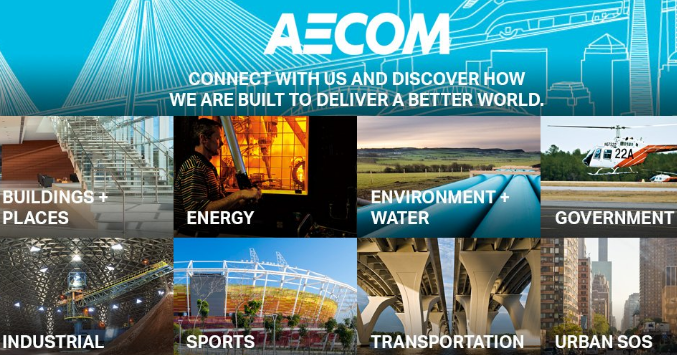 aecom - building free cash flow a dollar at a time