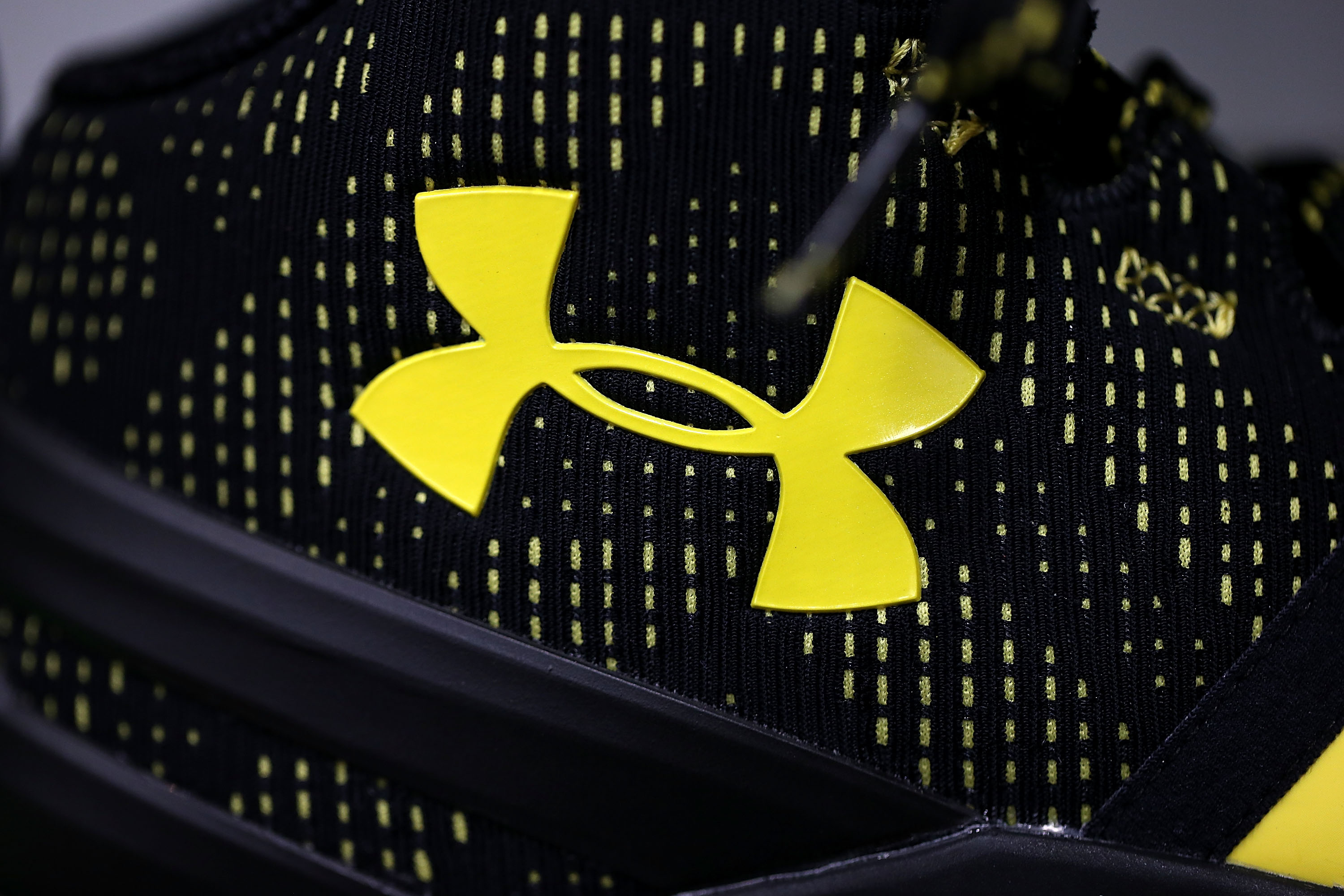 Under Armour Overachieves in Sales