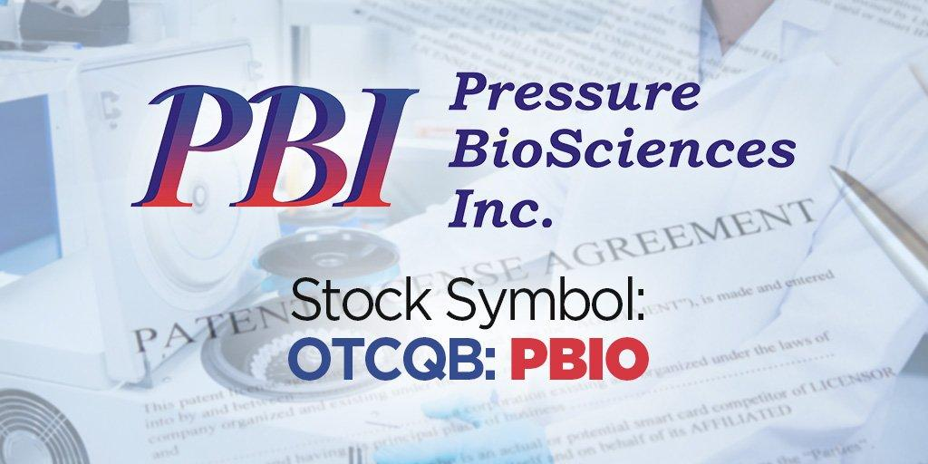 Revolutionizing The Biopharmaceuticals Sector Pbio Pressure
