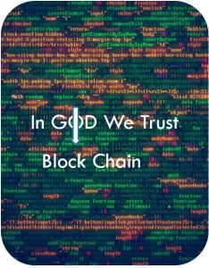 We trust Block chain