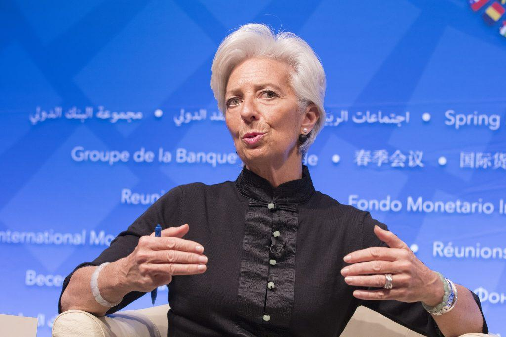 Imf chief cryptocurrency regulation is & 39
