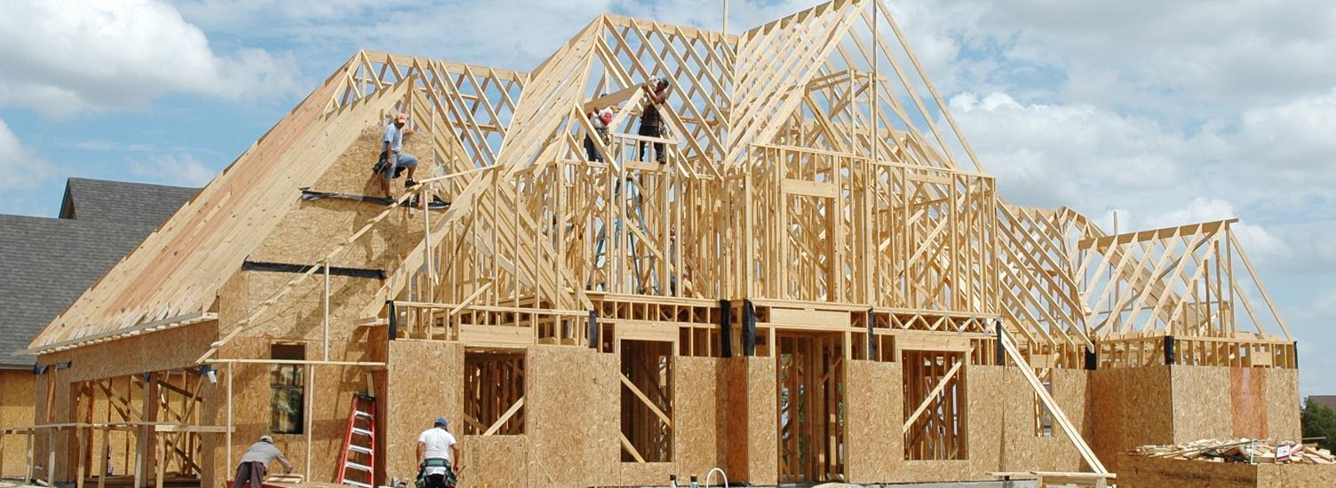 Homebuilders growth is back seeking alpha for Building a house in texas