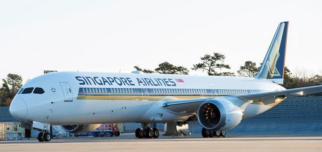 Afbeeldingsresultaat voor singapore 787-10