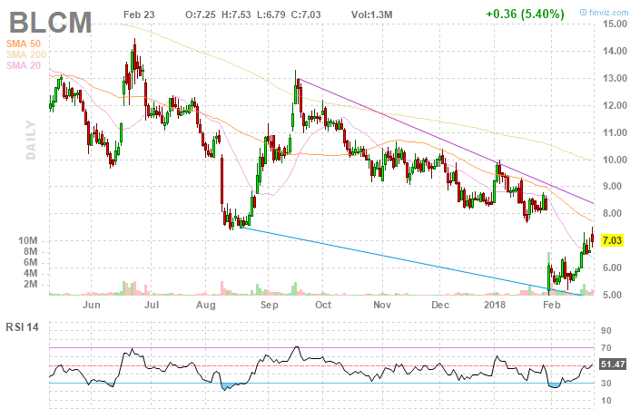 Bellicum Pharmaceuticals: Clinical Hold Addressable, Re-Adding To ROTY Contenders List
