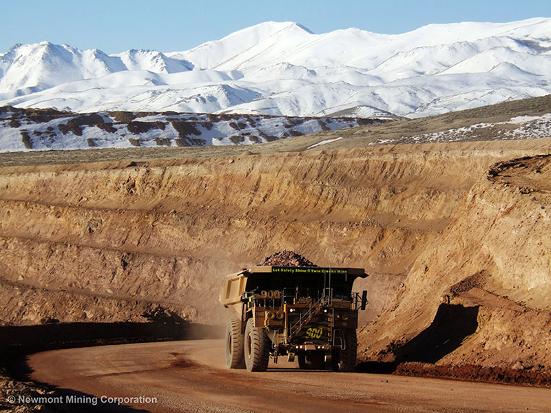 newmont mining solid as gold newmont mining corporation holding